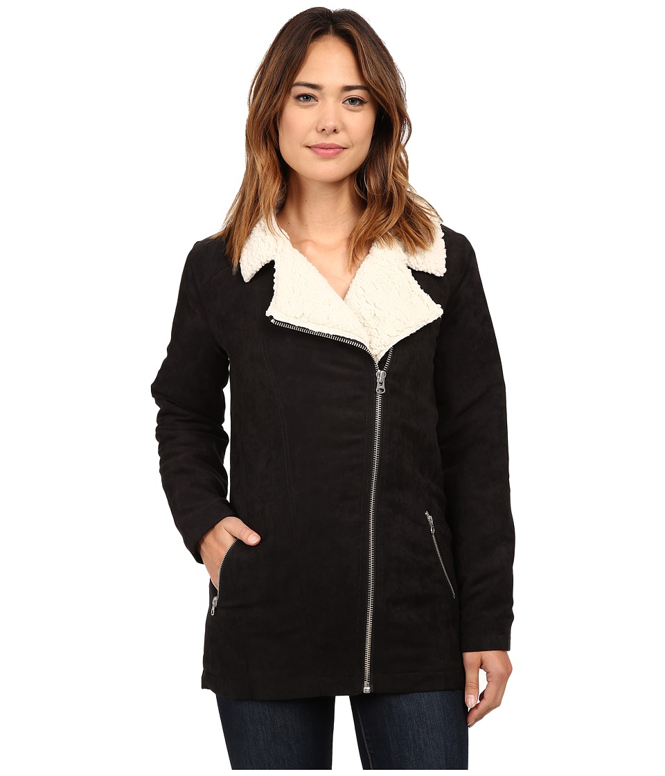 Volcom - Ruffian Jacket (Black) Women's Jacket