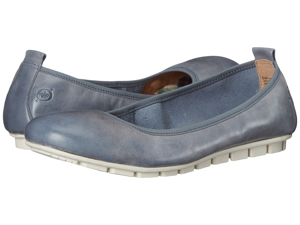 Born - Tami (Heaven Waxed Suede) Women's Slip on Shoes