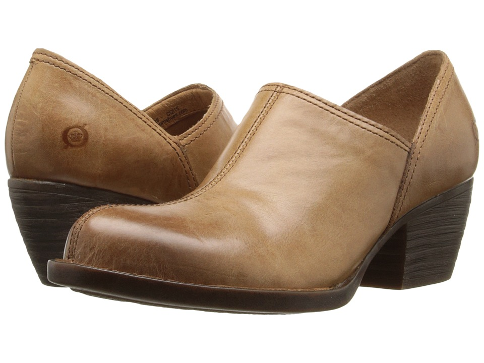 Born - Wellins (Cuoio Full Grain Leather) Women's Shoes