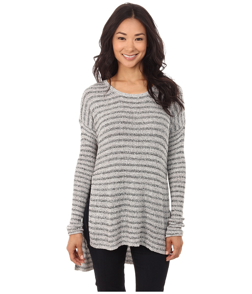 Volcom - Slider Pullover (Bone) Women's Long Sleeve Pullover