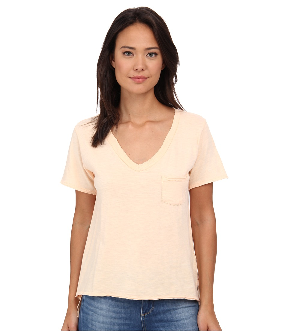 Free People - 757 Tee (Sunkist) Women's T Shirt