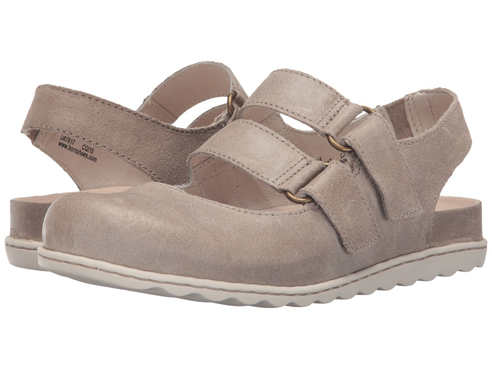 Born Laina (Castoro Waxed Suede) Women