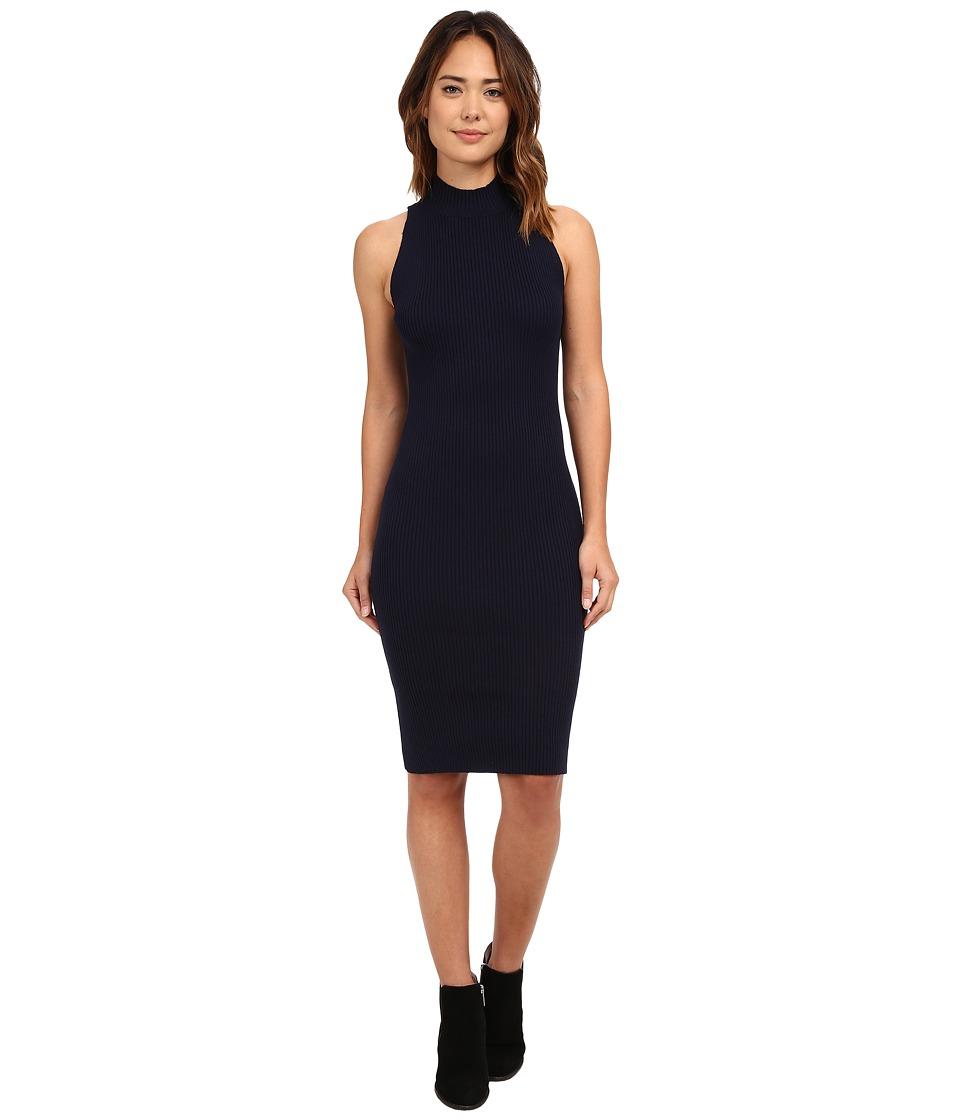 Volcom - Sky High Dress (Midnight Blue) Women's Dress