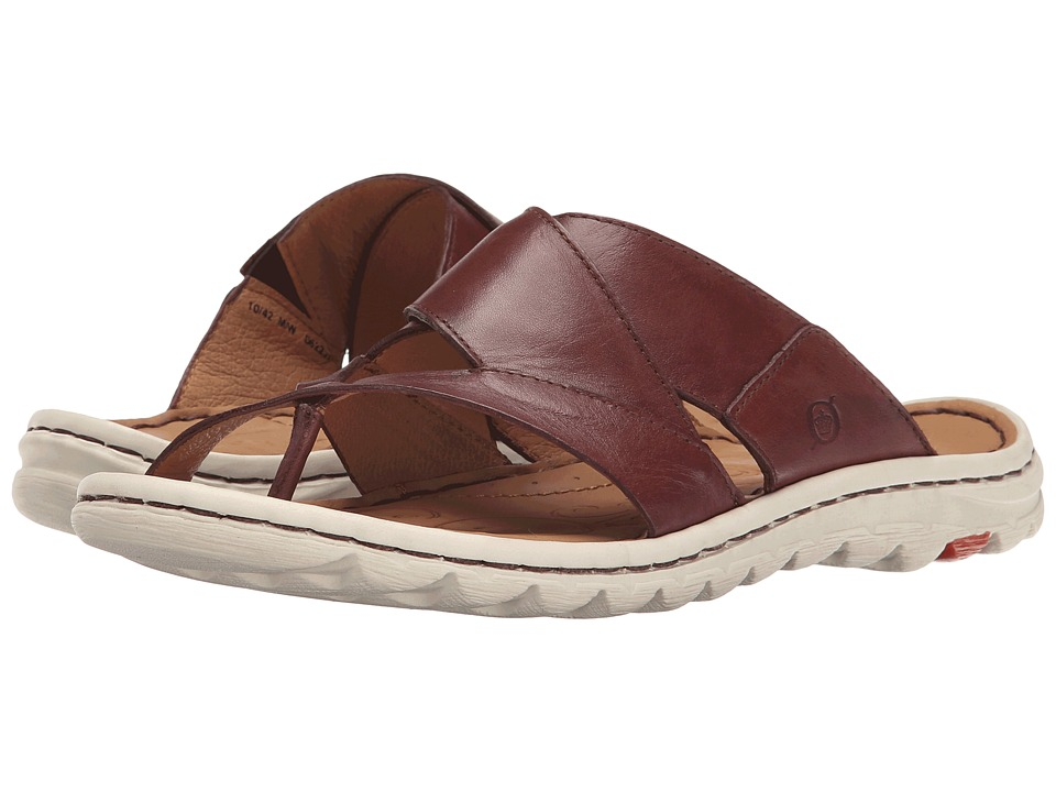 Born Sorja (Brown Full Grain Leather) Women
