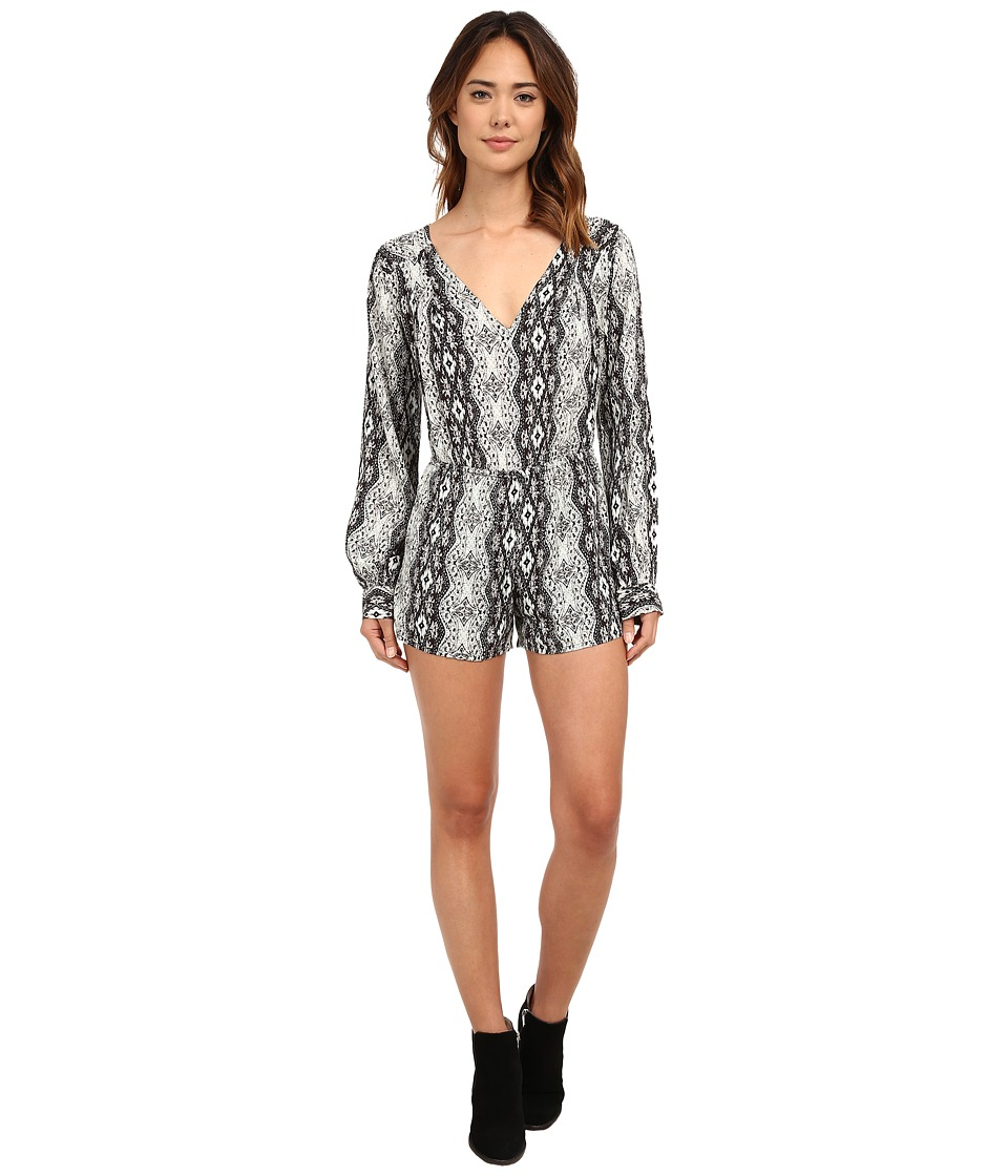 Volcom - Voyage Romper (Black) Women's Jumpsuit & Rompers One Piece