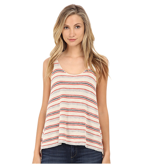 Free People - Stripe Sailor Tank Top (Ivory Combo) Women's Sweater