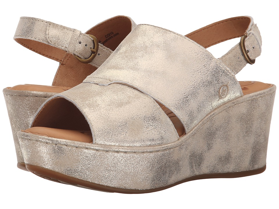 Born Tanera (Juta Metallic) Women