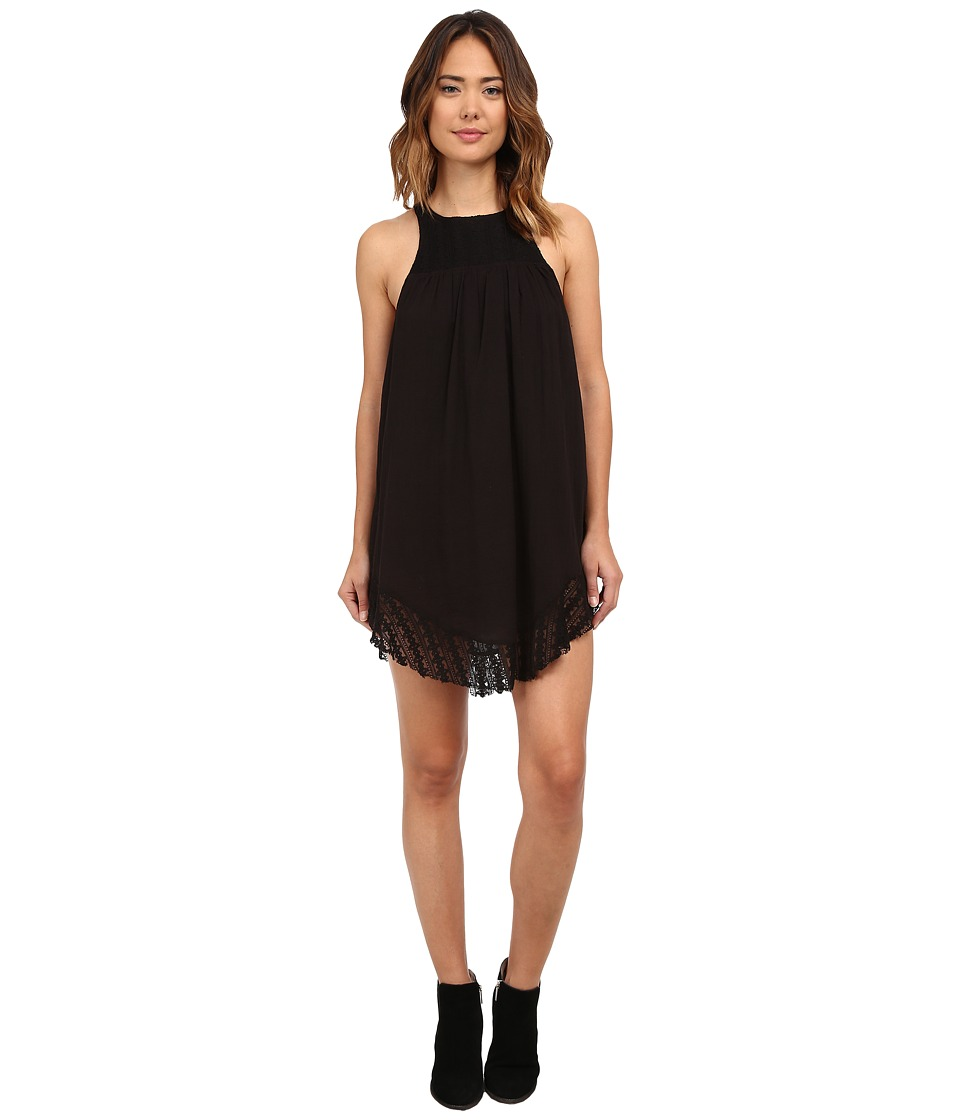 Volcom - True Romance Dress (Black) Women's Dress
