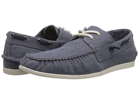Steve Madden - Hitch (Blue Fabric) Men