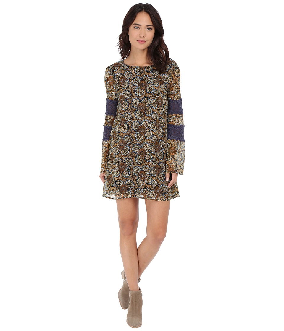 Volcom - Making Magic Dress (Buckthorn) Women's Dress