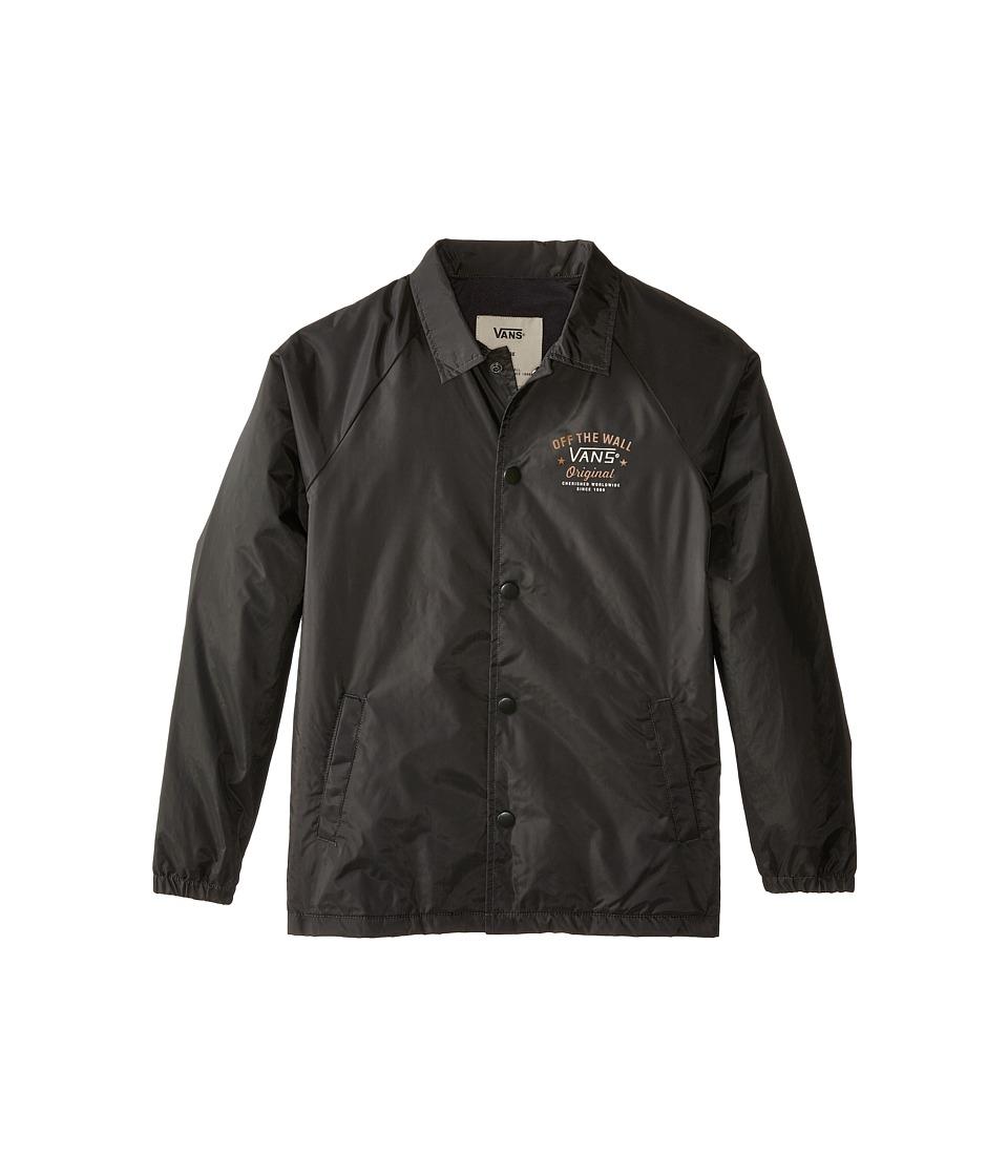 Vans Kids - Torrey Jacket (Big Kids) (Pirate Black) Boy's Coat
