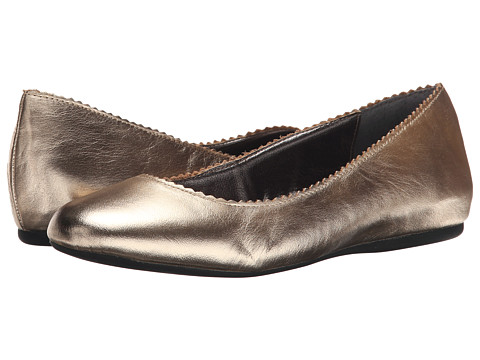Steven - Anniie (Gold Metallic) Women's Flat Shoes