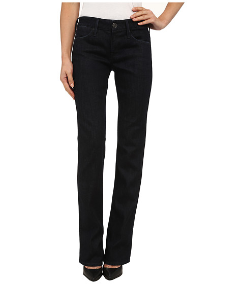 True Religion - Gina Mini Bootcut Jeans in Deep Night (Deep Night) Women