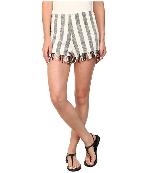 Volcom - Marooned Shorts (Cream) Women's Shorts