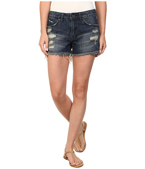 Volcom - Stoned Shorts (Free Blue) Women