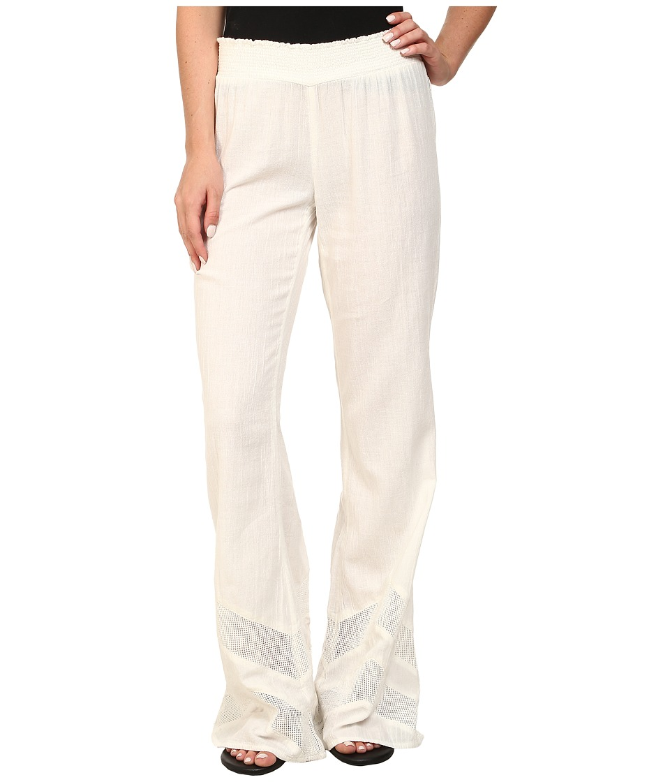 Volcom - Bangalow Pants (White) Women's Casual Pants