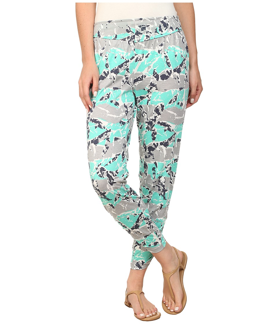 Volcom - Before Sunrise Pants (Green Spray) Women's Casual Pants