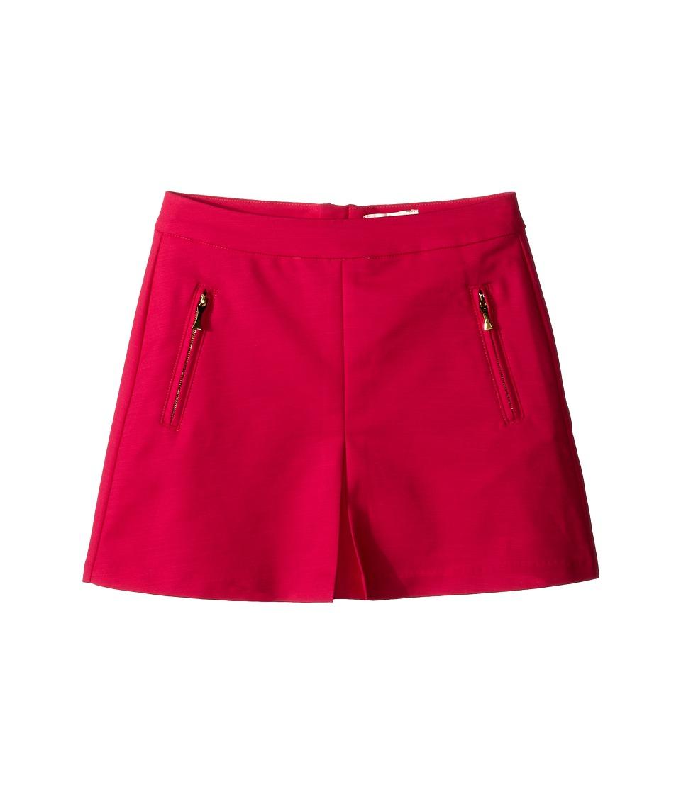 Kate Spade New York Kids - Zip Pocket Skirt (Big Kids) (Sweetheart Pink) Girl's Skirt