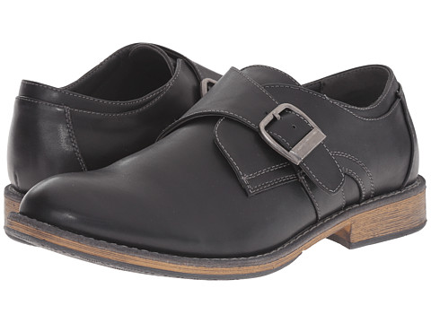 Report - Evvin (Black) Men's Monkstrap Shoes