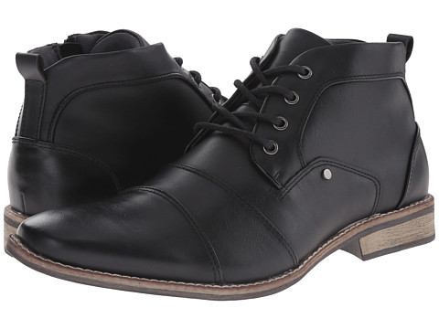 Report - Rebelle (Black) Men's Boots