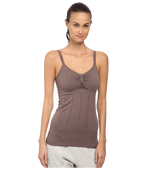 adidas by Stella McCartney - Essential Tank Top AA8289 (Cement Grey) Women's Workout