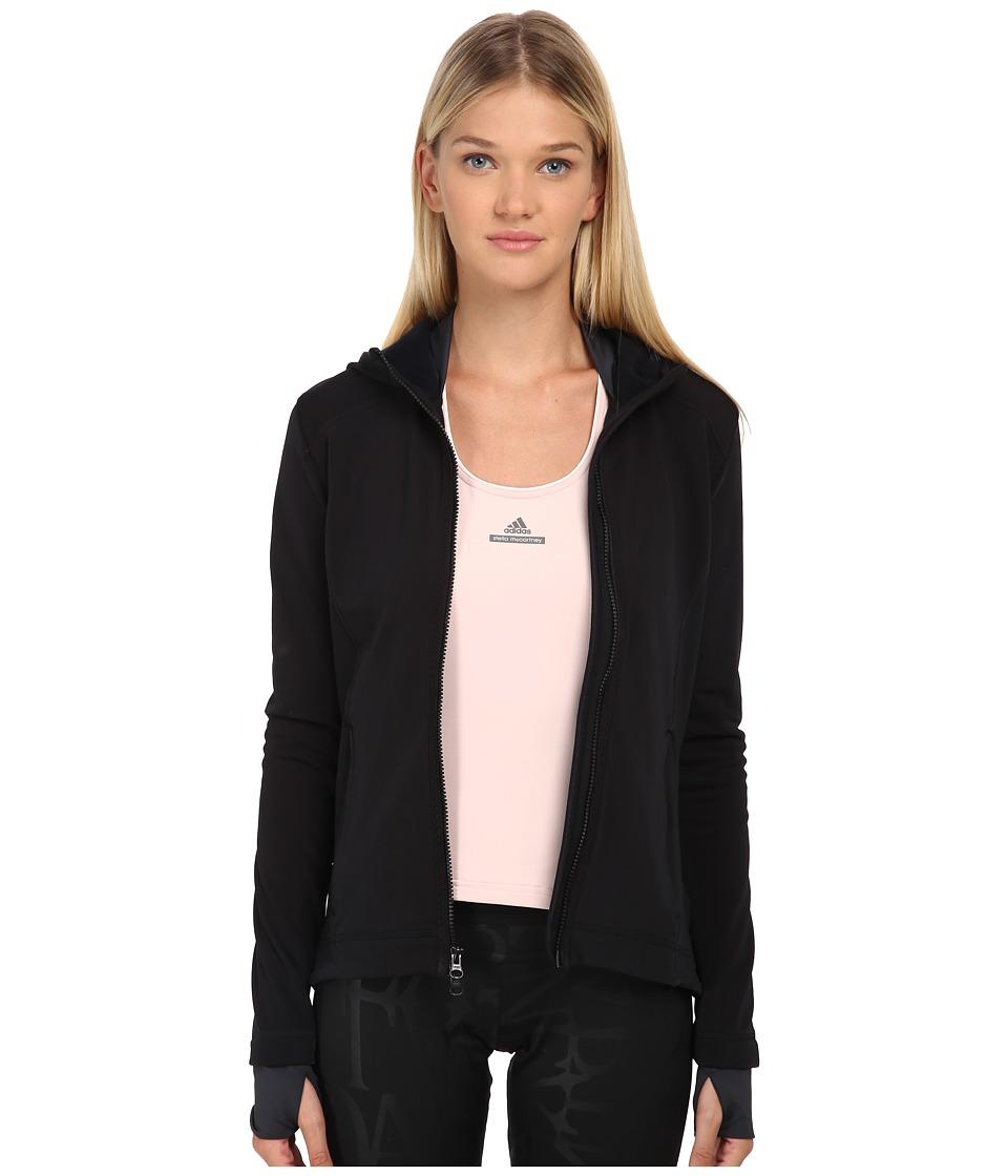 adidas by Stella McCartney - SL Long Sleeve Top AA8271 (Black) Women's Workout