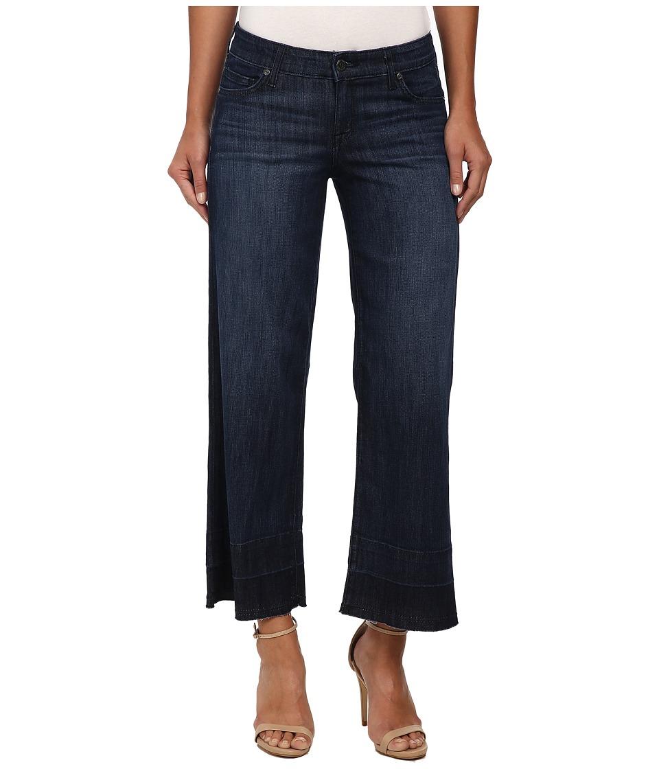 CJ by Cookie Johnson - Wide Crop w/ frayed Hem in Mason (Mason) Women's Jeans