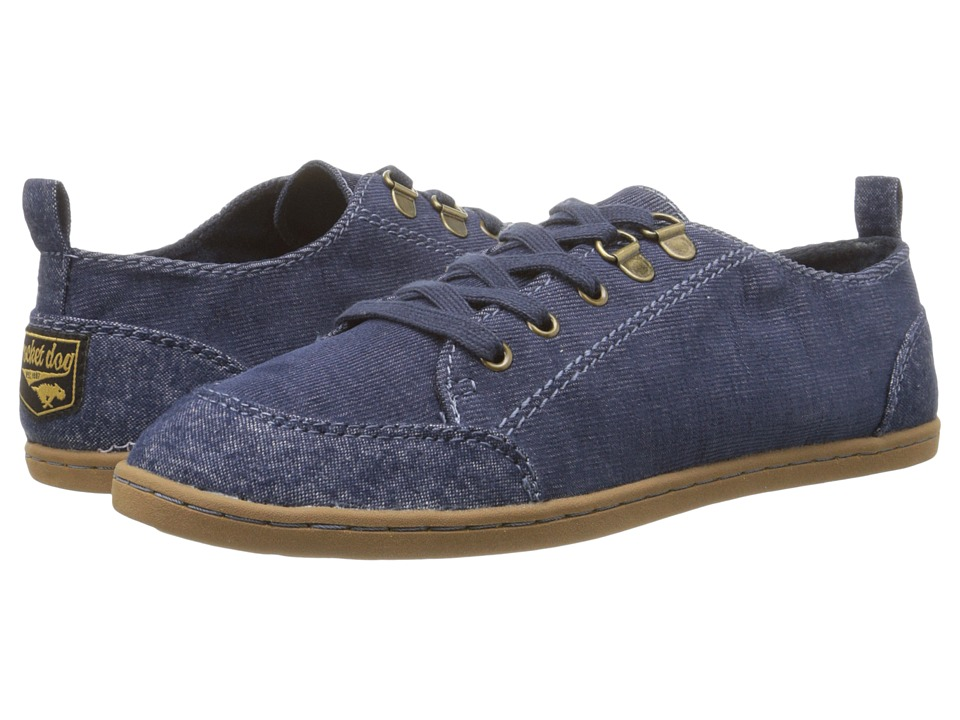 Rocket Dog - Heather (Blue Roadrunner) Women's Lace up casual Shoes