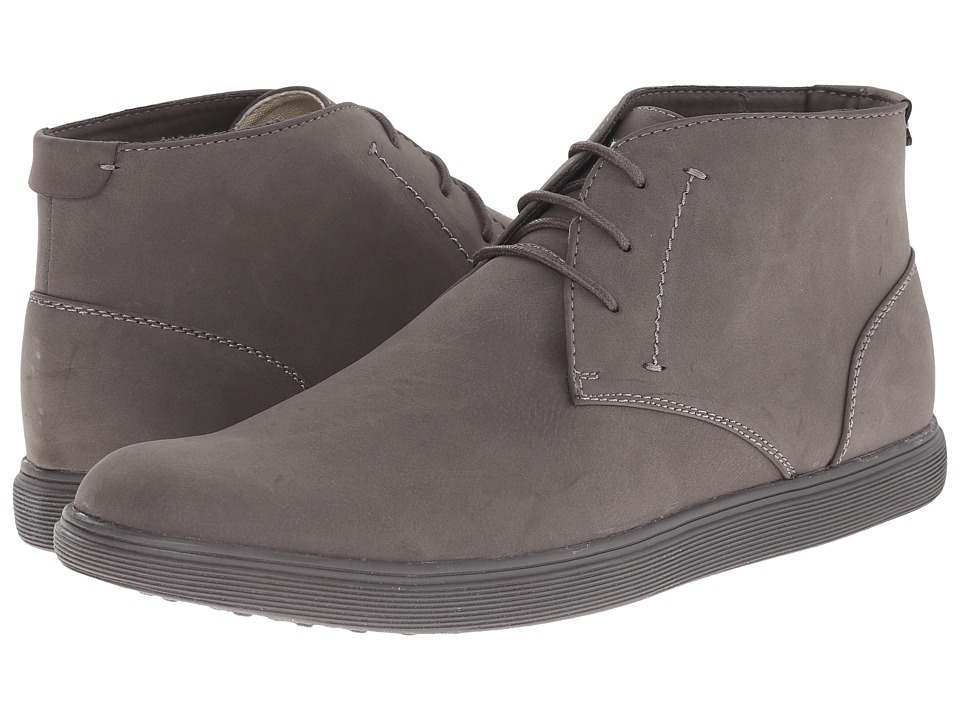 Steve Madden - Rugged (Grey) Men's Lace up casual Shoes