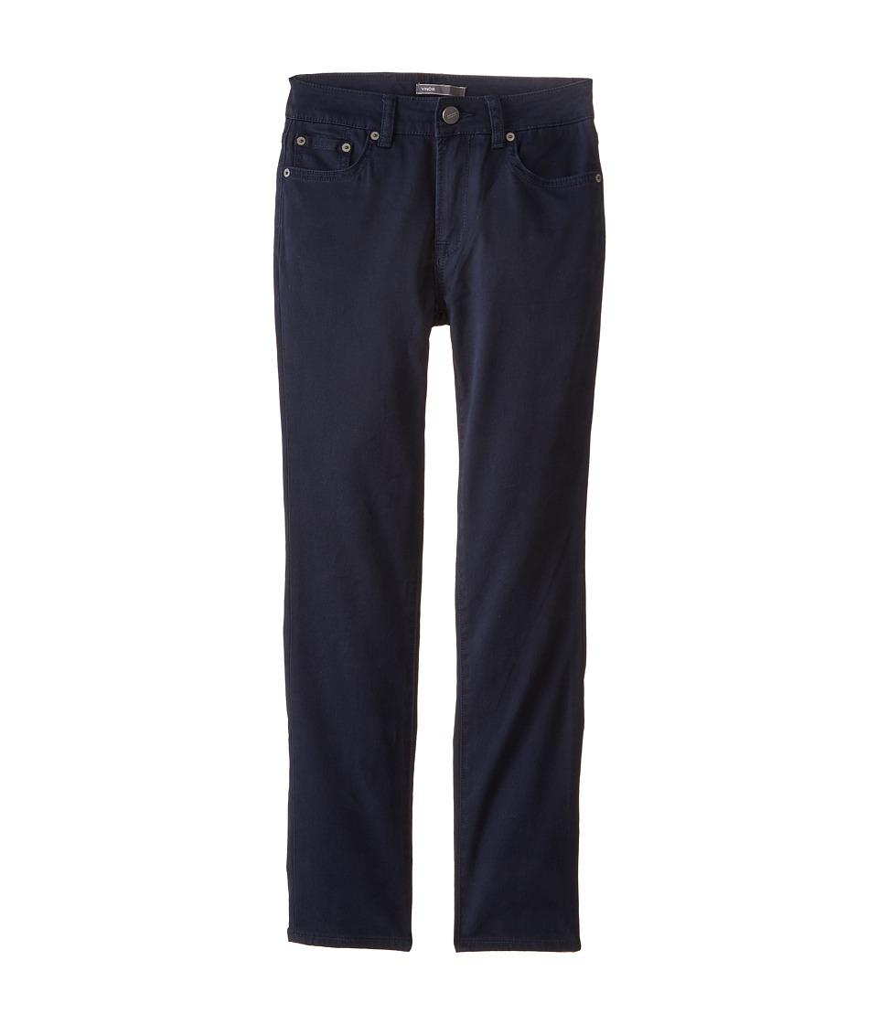 Vince Kids - Slim Fit Trousers (Big Kids) (Coastal) Boy