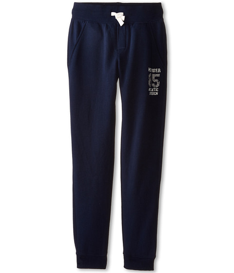 Tommy Hilfiger Kids - 85 Knit Jogger Pants (Big Kids) (Swim Navy) Boy