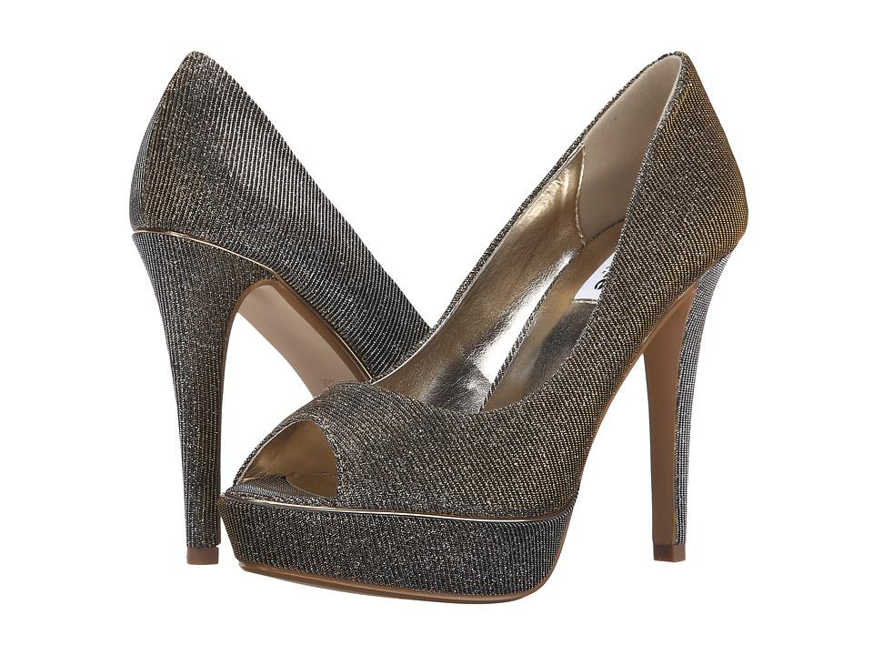 Dune London - Daviner (Gold Lurex) High Heels