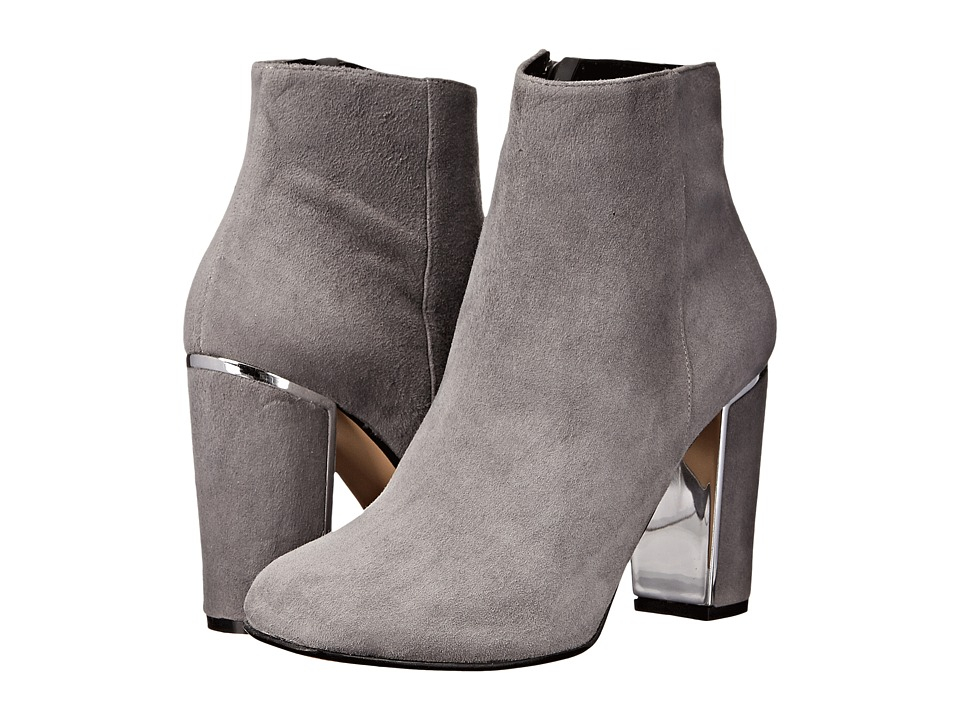 Dune London - Otta (Grey Suede) Women's Shoes