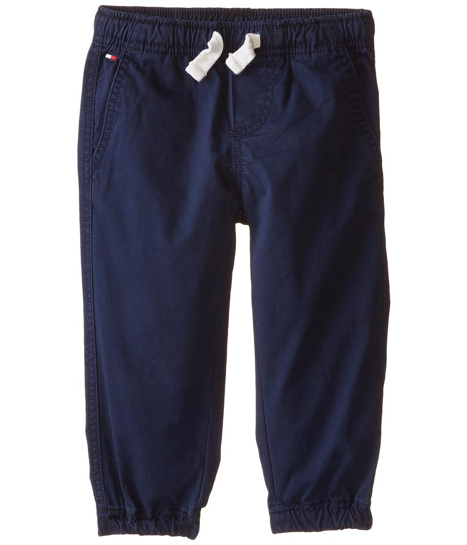 Tommy Hilfiger Kids - Pull On Pants (Toddler/Little Kids) (Swim Navy) Boy