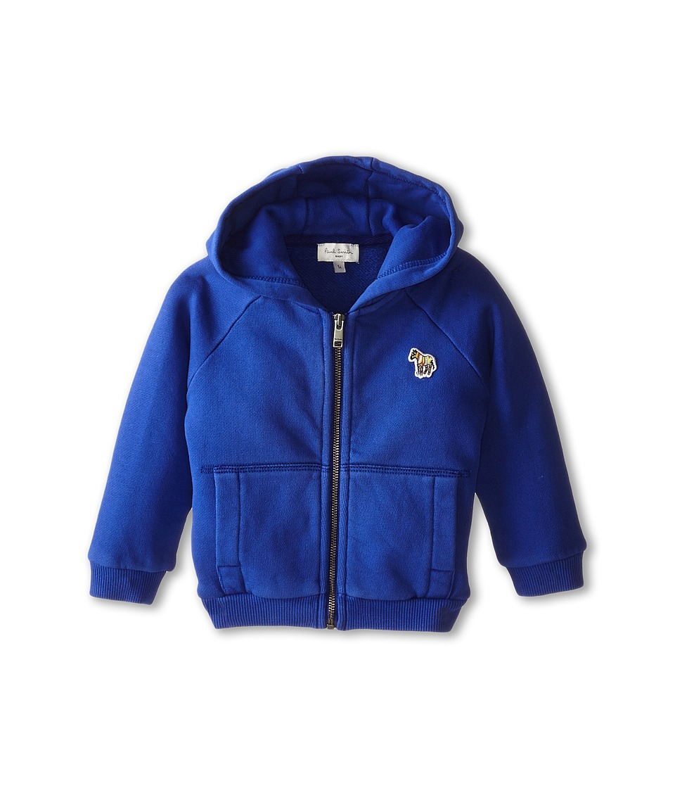 Paul Smith - Electric Blue Matching Hoodie (Infant/Toddler) (Regatta Blue) Boy