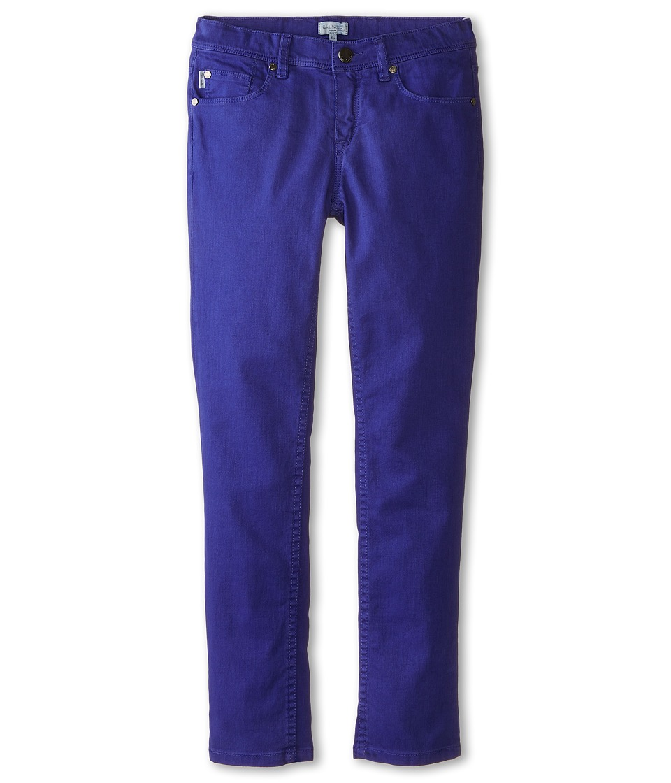 Paul Smith Junior - Electric Blue Denim Pants (Toddler/Little Kids/Big Kids) (Regatta Blue) Boy