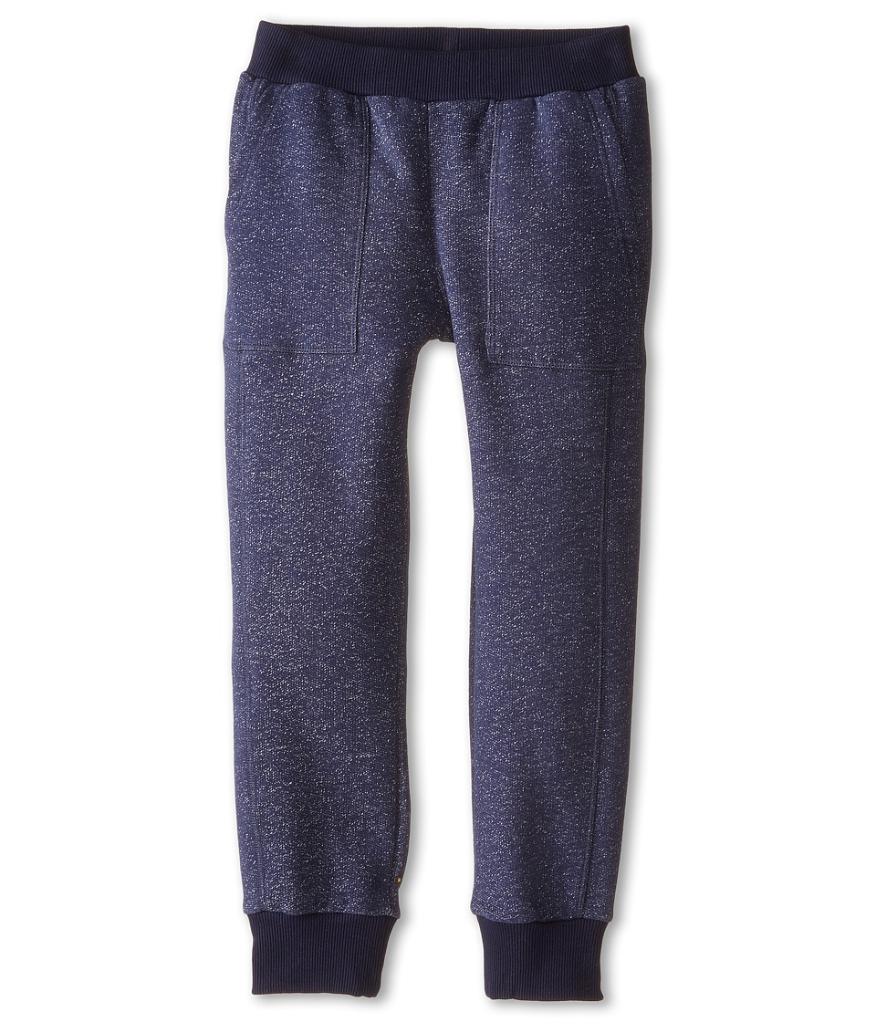 Paul Smith Junior - Navy Chine Sweat Pants(Toddler/Little Kids/Big Kids) (Dark Navy) Boy's Casual Pants