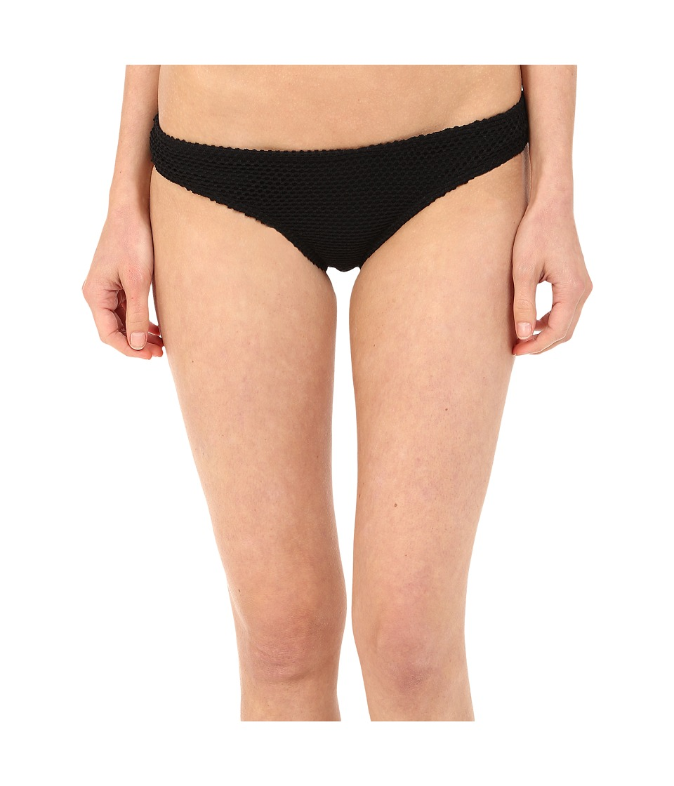 Roxy - Festival Fun Cheeky Mini Bikini Bottom (Festival Fun True Black) Women's Swimwear