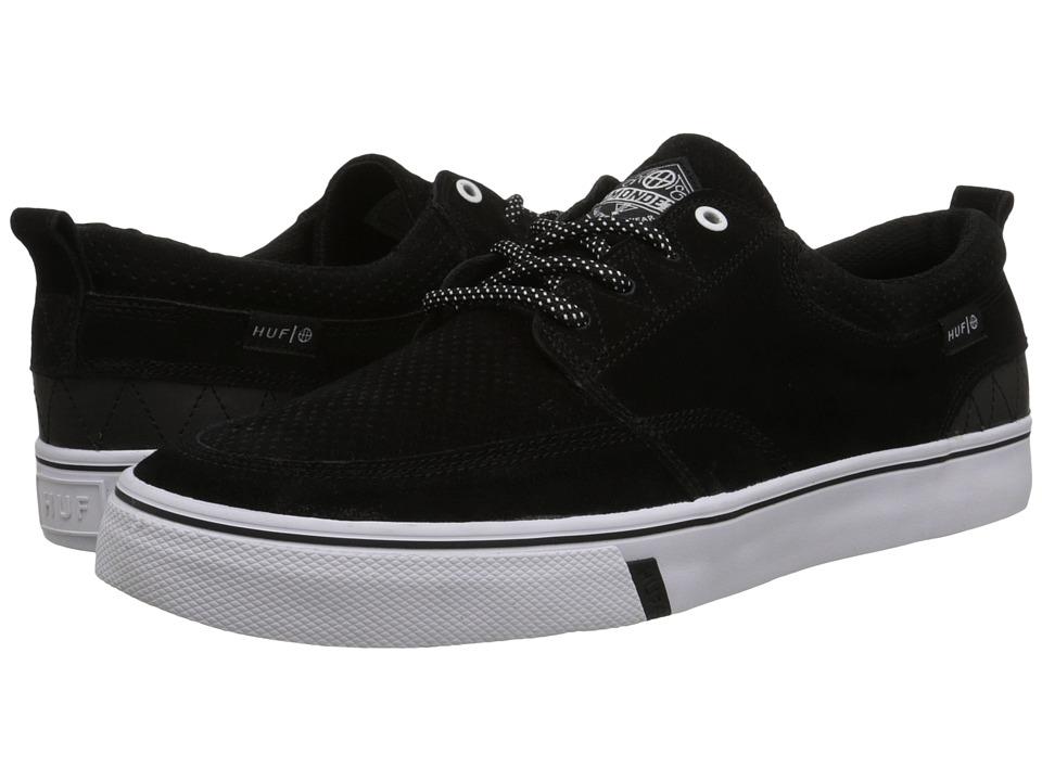 HUF - Ramondetta Pro (Black Perf) Men's Shoes