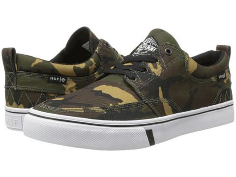 HUF - Ramondetta Pro (Camo) Men's Shoes