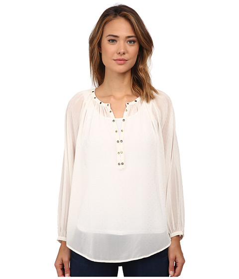 Amuse Society - Shayla Woven Top (Shell) Women's Blouse