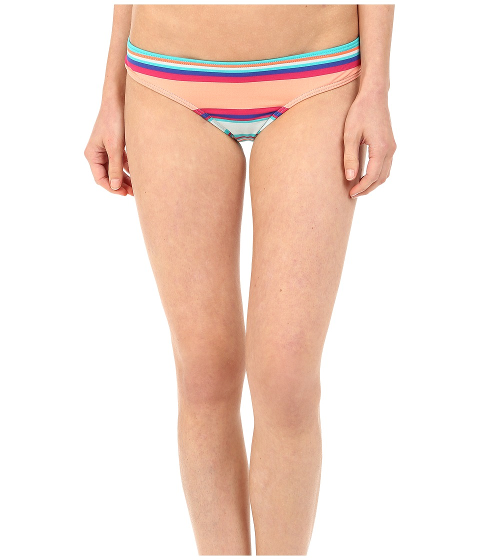Roxy Wave Chaser Cheeky Mini Bottoms (Wave Chaser Jade) Women