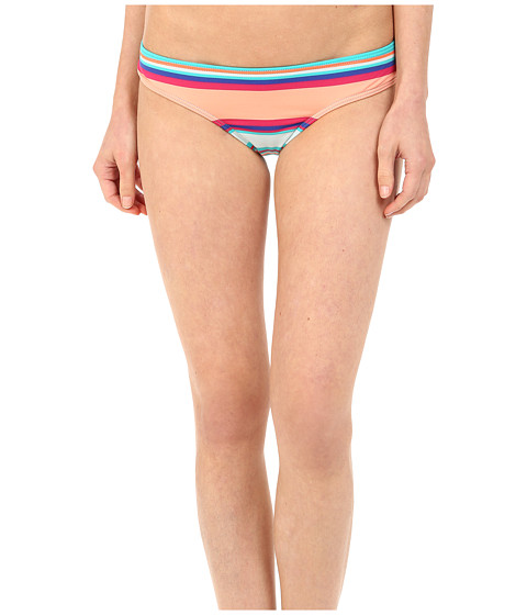 Roxy - Wave Chaser Cheeky Mini Bottoms (Wave Chaser Jade) Women's Swimwear