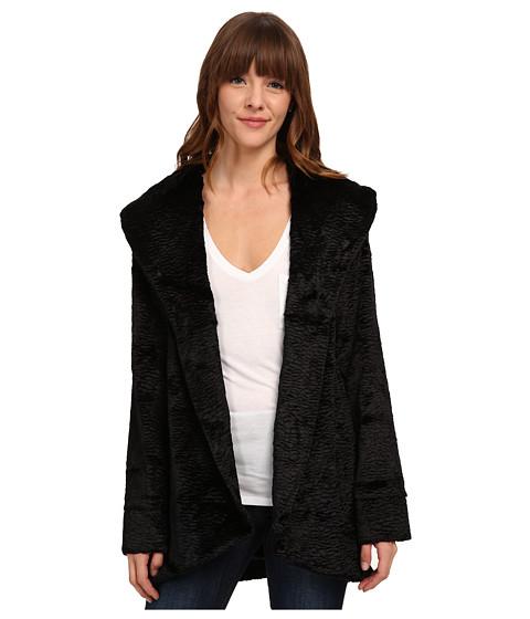 Amuse Society - Teagan Jacket (Black) Women's Coat