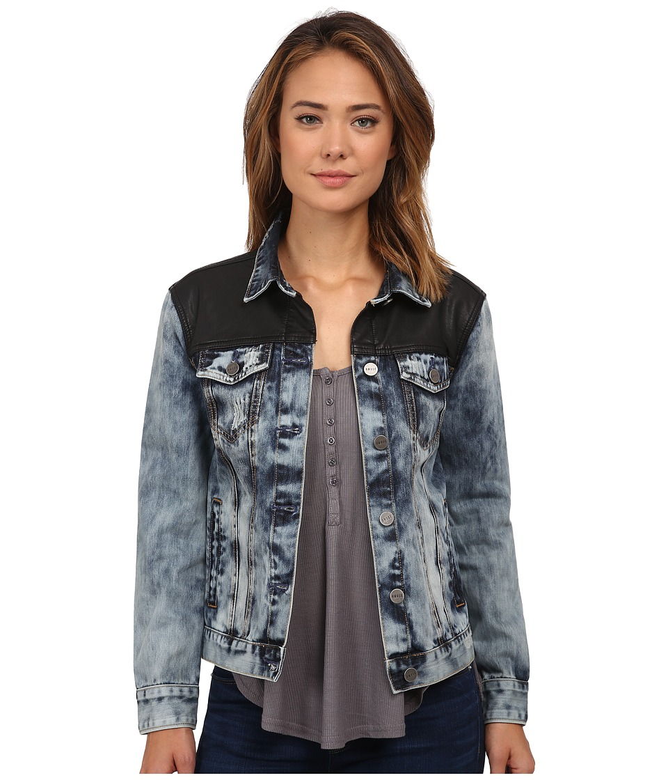 Amuse Society - Kalin Jacket (Dirty Vintage Wash) Women
