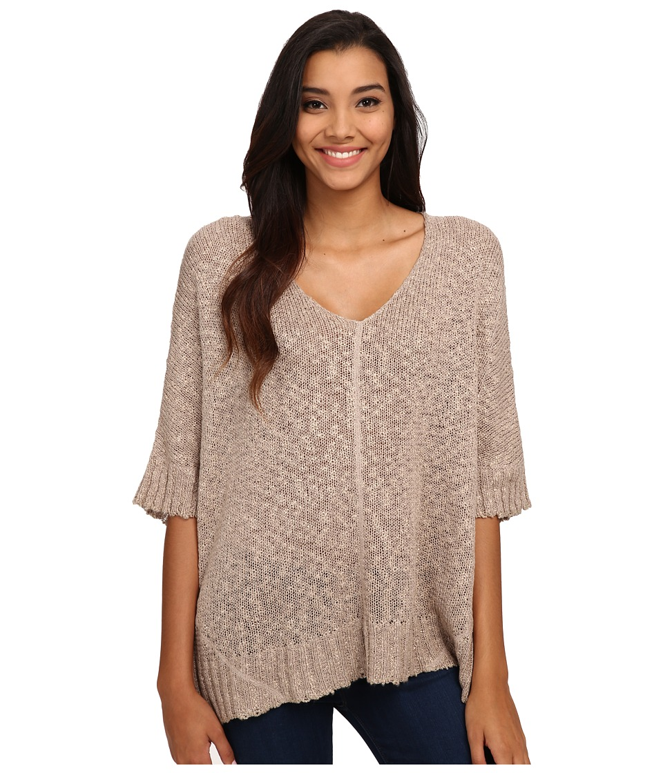 Amuse Society - Wander Sweater (Taupe) Women's Sweater