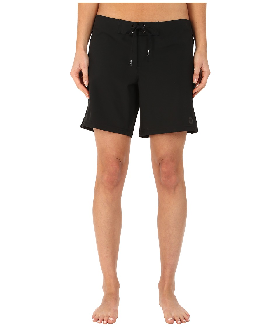 Roxy - Festival Fun To Dye For 7 Boardshorts (Festival Fun True Black) Women