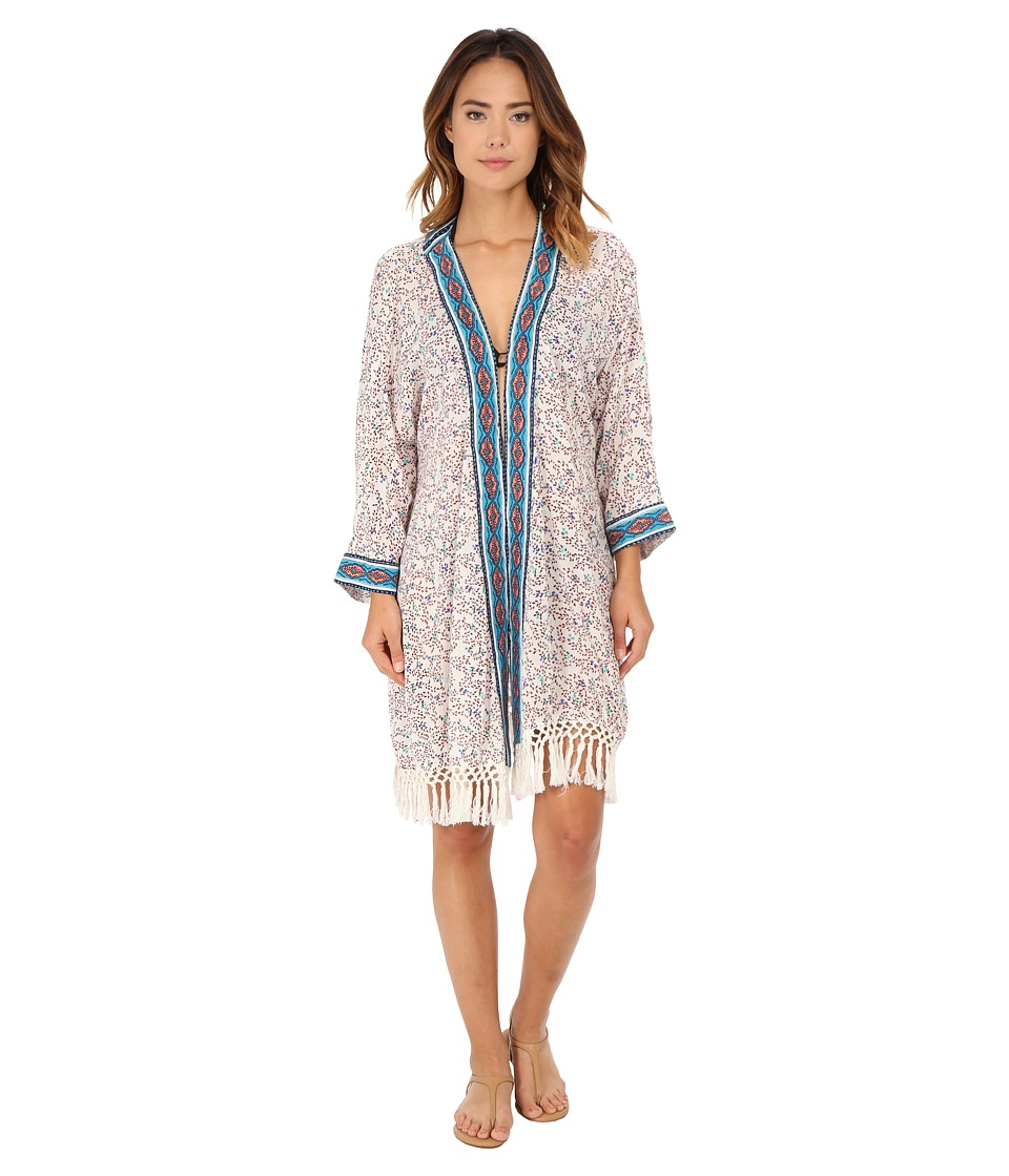 Roxy - Woodstock Cover-Up (Woodstock Sea Spray) Women