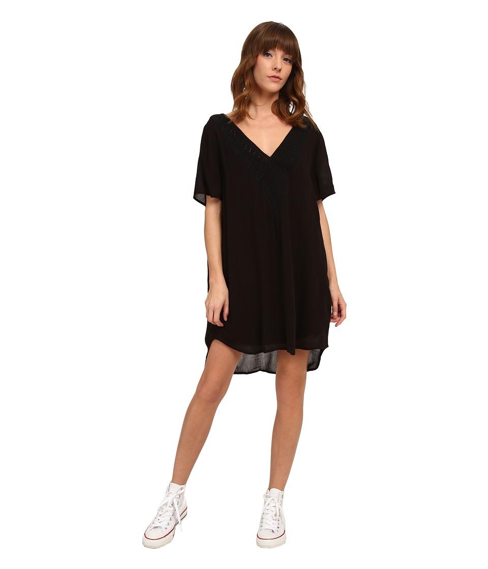 Image of Amuse Society - Avery Dress (Black) Women's Dress