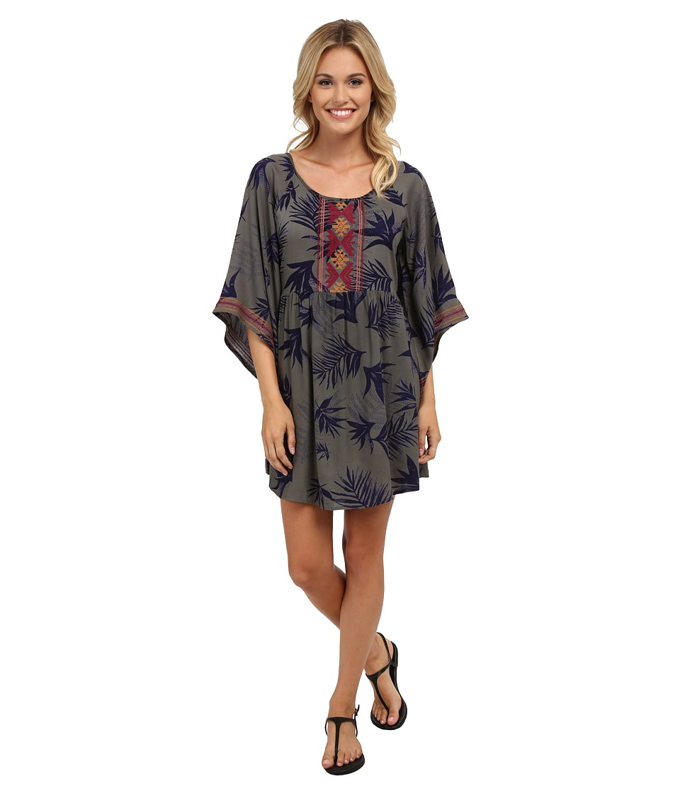 Roxy - Sunset City Dress (Indo Floral) Women's Dress